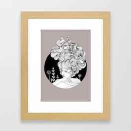 Travelling - Mulled Time Framed Art Print