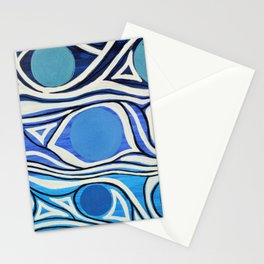 Change over time Stationery Cards