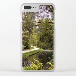 DE - Baden-Wurttemberg : Gardens of Laupheim Clear iPhone Case