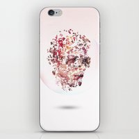 david bowie iPhone & iPod Skins featuring David Bowie by malobi