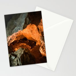Ancient tomb Stationery Cards