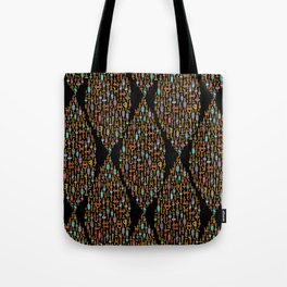 Candy Configured. Tote Bag
