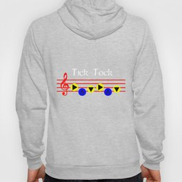 Tick Tock - Song Of Time (The Legend Of Zelda: Ocarina Of Time) Hoody