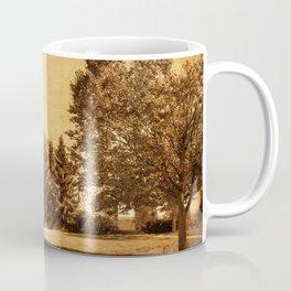 Rustic Exposure Coffee Mug