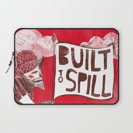 Built to Spill - Wonder Ballroom, Portland Laptop Sleeve