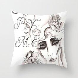 Copy Me Throw Pillow