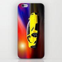 gta iPhone & iPod Skins featuring Spania GTA by JT Digital Art