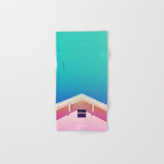 Miami Sky Hand & Bath Towel