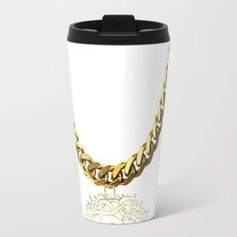 Jesus Piece Travel Mug