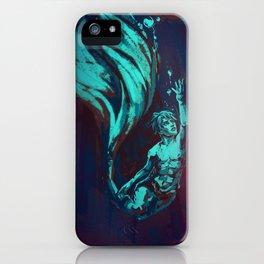 Merboy iPhone Case