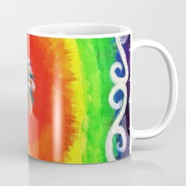 Garden of Rainbow Coffee Mug