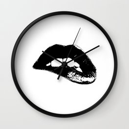 Amour Fou Wall Clock