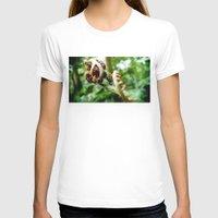 fern T-shirts featuring Fern by Sookie Endo