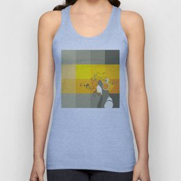 freedom in music Unisex Tank Top