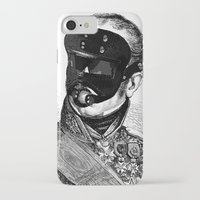 bdsm iPhone & iPod Cases featuring BDSM XXVIII by DIVIDUS DESIGN STUDIO