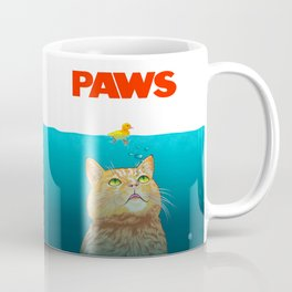 Paws! Coffee Mug