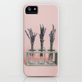 Pink Lavender iPhone Case