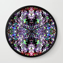 Spiritual Travel Wall Clock