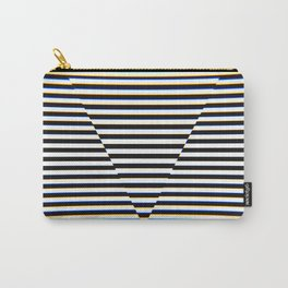 Trippy Triangle Carry-All Pouch