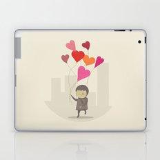 The Love Balloons Laptop & iPad Skin