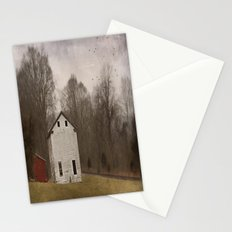 We Flew In A Circle Stationery Cards