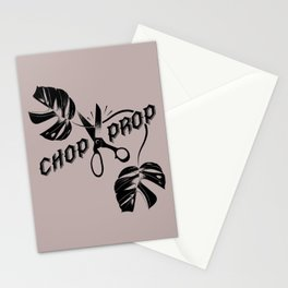 Chop 'n Prop Stationery Cards