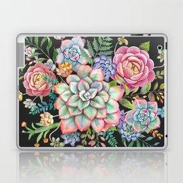 Watercolor Succulent #39 Laptop & iPad Skin