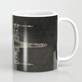 X-Wing Fighter Coffee Mug
