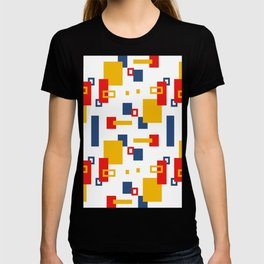 Bauhaus-esque Mid Century Modern 1 T-shirt