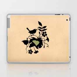 South Carolina - State Papercut Print Laptop & iPad Skin