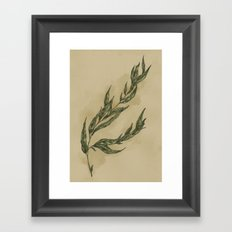 Tarragon Framed Art Print