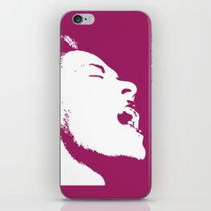 Billie Holiday iPhone & iPod Skin
