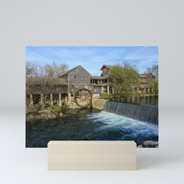 The Old Mill Mini Art Print