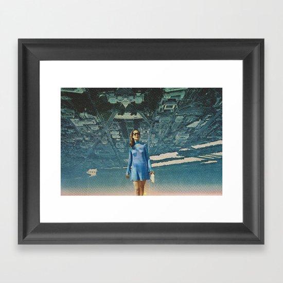 Amy White House Framed Art Print