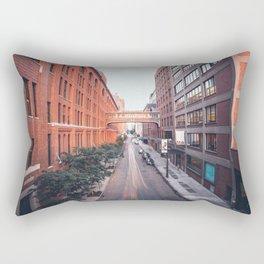 The Highline street Rectangular Pillow