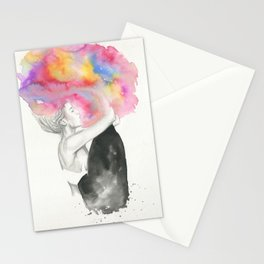 Color Me Wild Stationery Cards