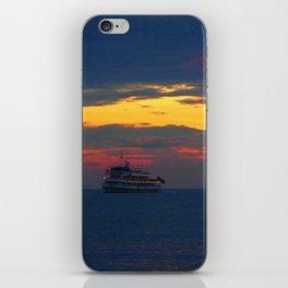 Sunset Light iPhone Skin