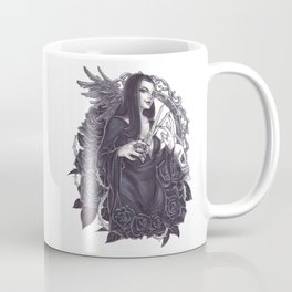 Morticia Addams Coffee Mug