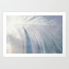 Angel Wings Art Print