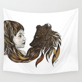 Roots I Wall Tapestry