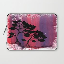 Leafy Bonzai Laptop Sleeve