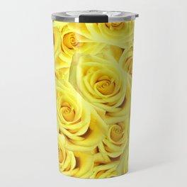 Candlelight Roses Travel Mug
