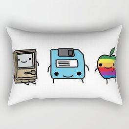The Three Best Friends Rectangular Pillow