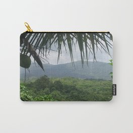 Puerto Rico Scenery Carry-All Pouch