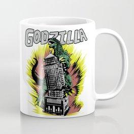 Godzilla War III Coffee Mug