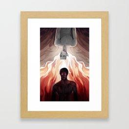 Berserk - Opposites Framed Art Print