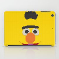 knit iPad Cases featuring Knit Bert by colli1.3designs