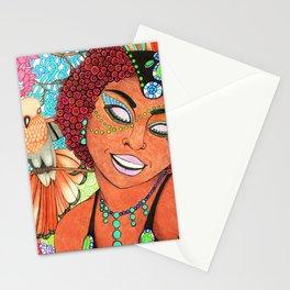 Trinidad & Tobago Color Stationery Cards