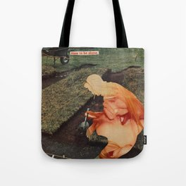 I'm still in love with my ex. what can I do? Tote Bag