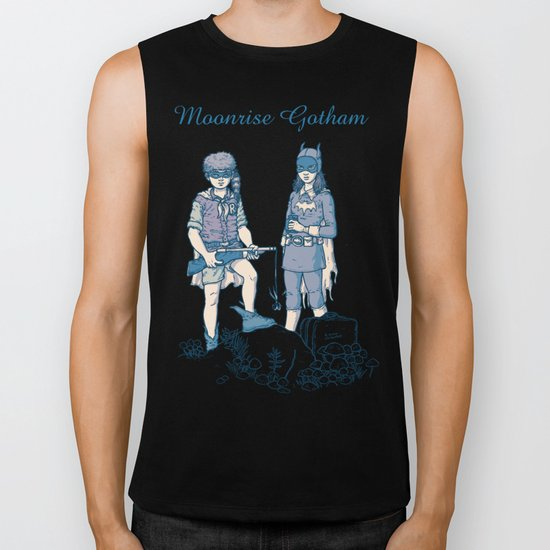 Moonrise Gotham Biker Tank